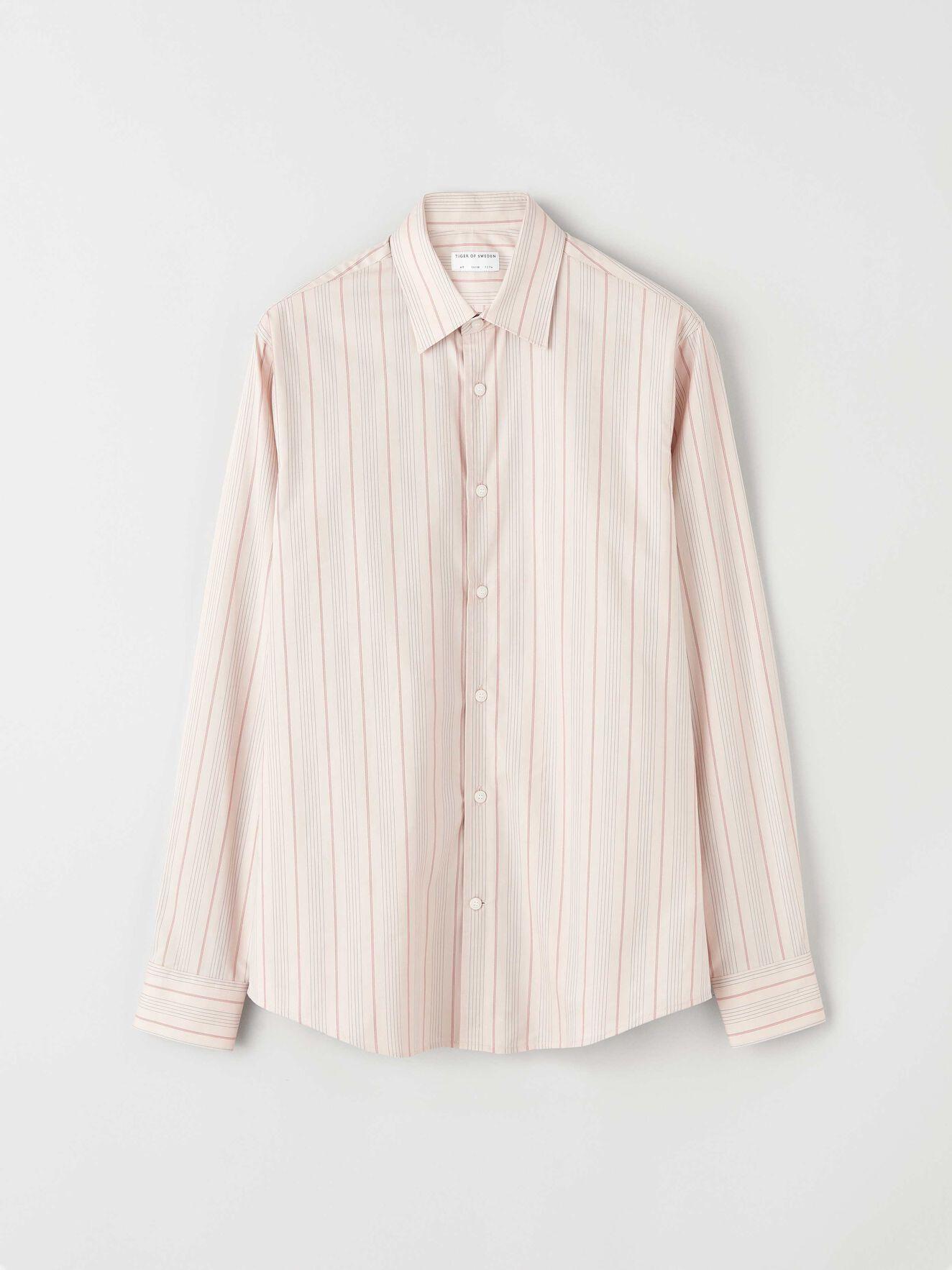 297f8b8f Skjorter- Se lang- og kortærmede skjorter online hos Tiger of Sweden
