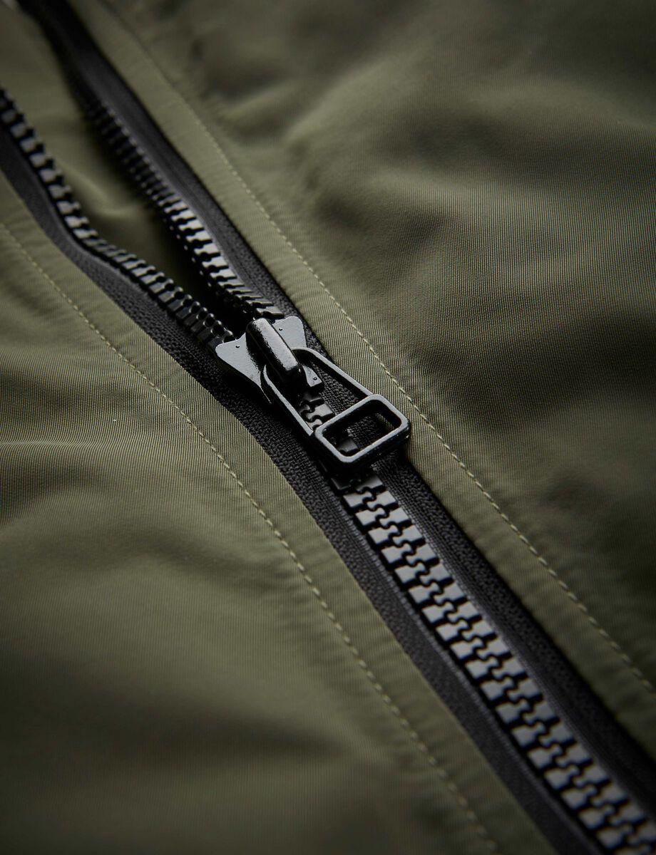 SOB PR JACKET in Dark Khaki Green from Tiger of Sweden