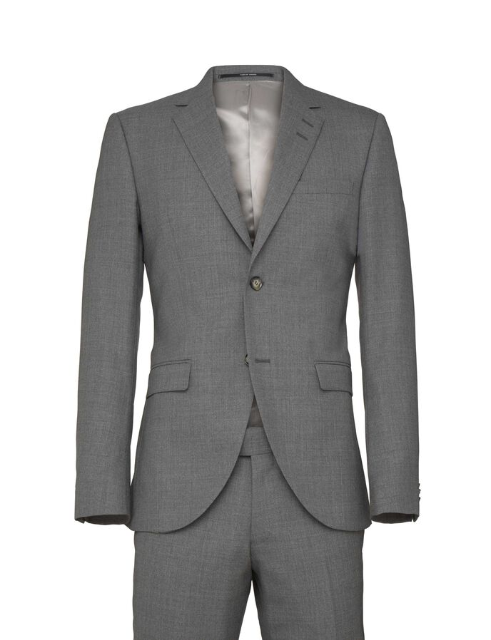 Lamonte suit in Light Stone Grey from Tiger of Sweden