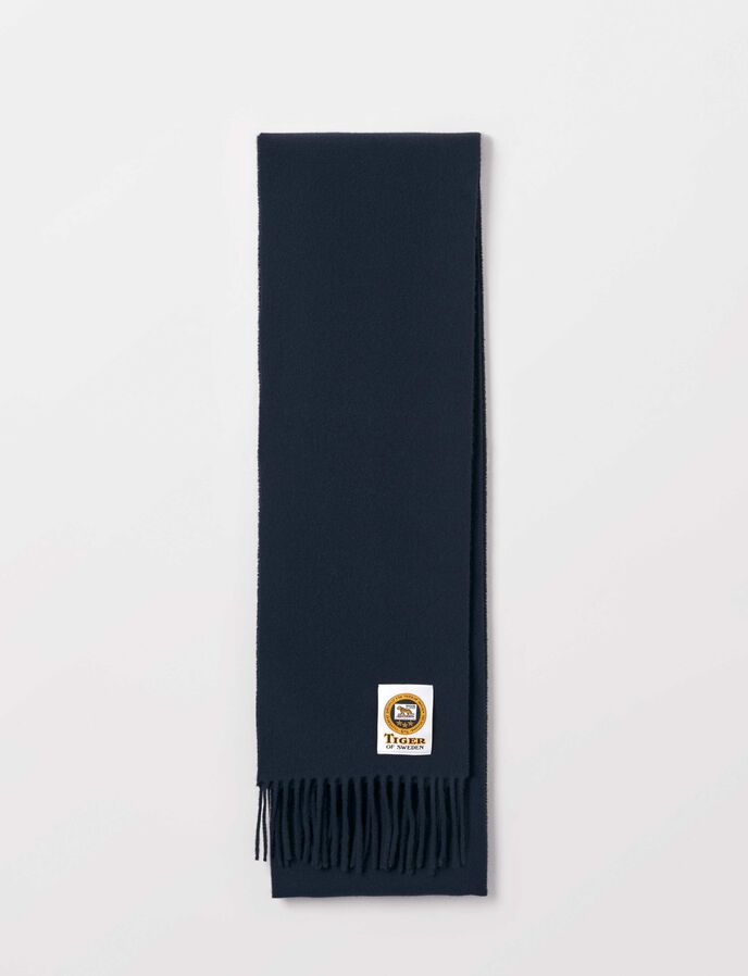 Standart Scarf in Light Ink from Tiger of Sweden