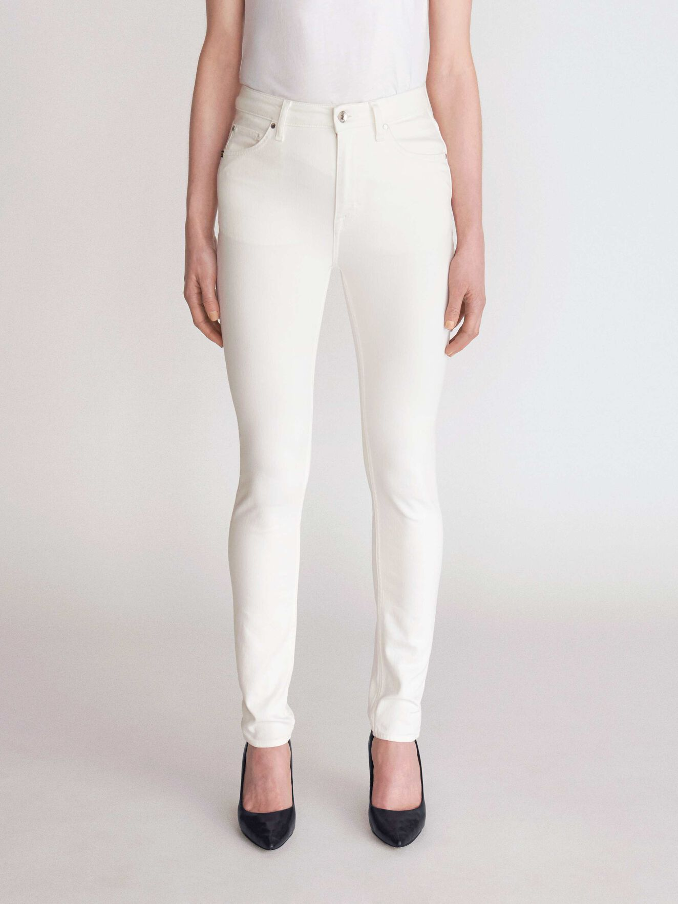 Shelly Jeans in White from Tiger of Sweden