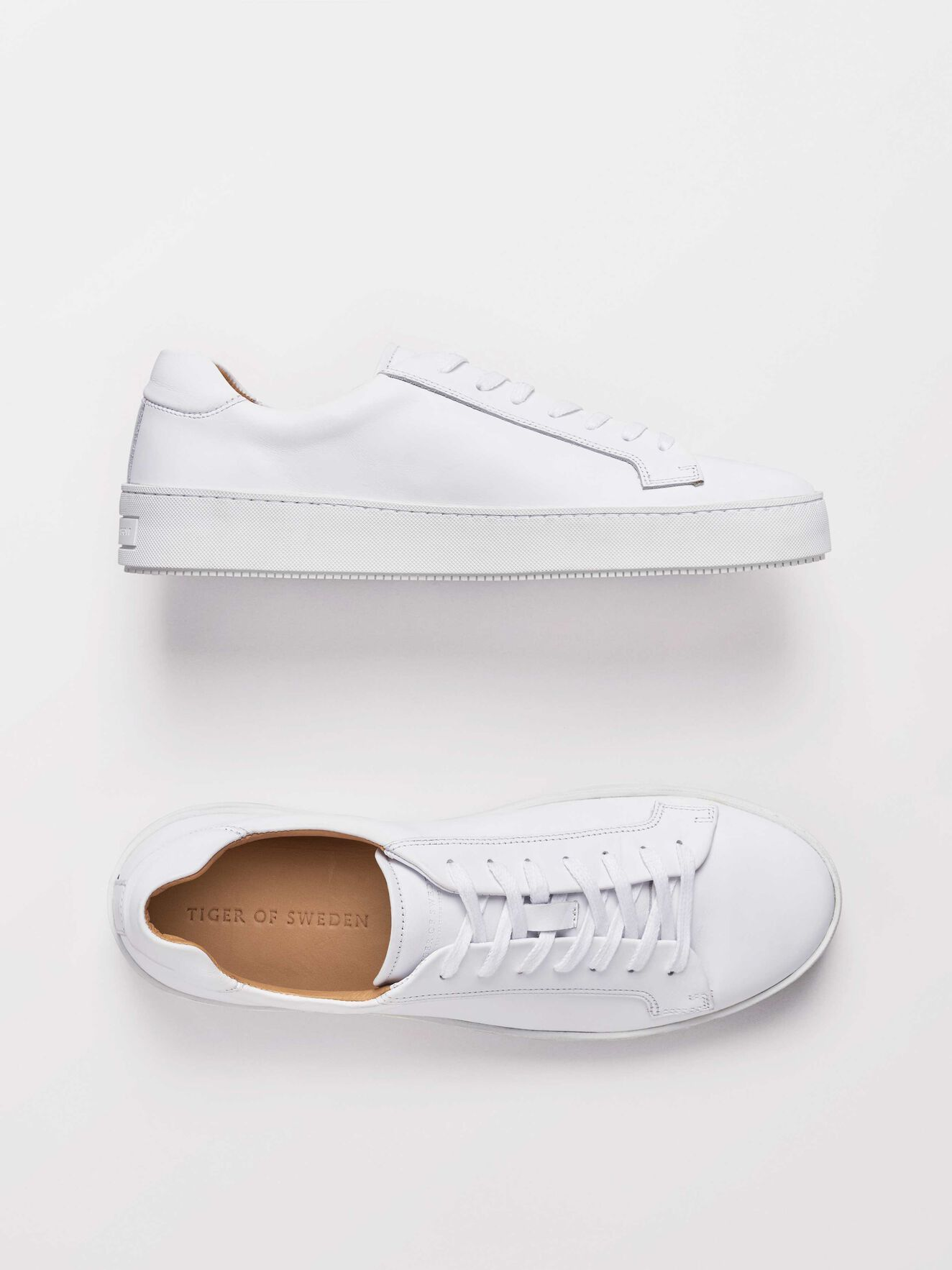 Salas Sneakers in White from Tiger of Sweden