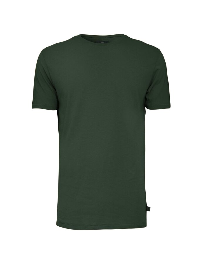 Corey So T-Shirt in Scarab Green from Tiger of Sweden