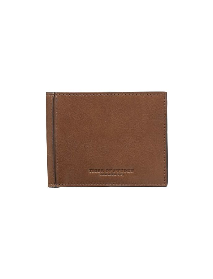 CHRIS wallet in Cognac from Tiger of Sweden