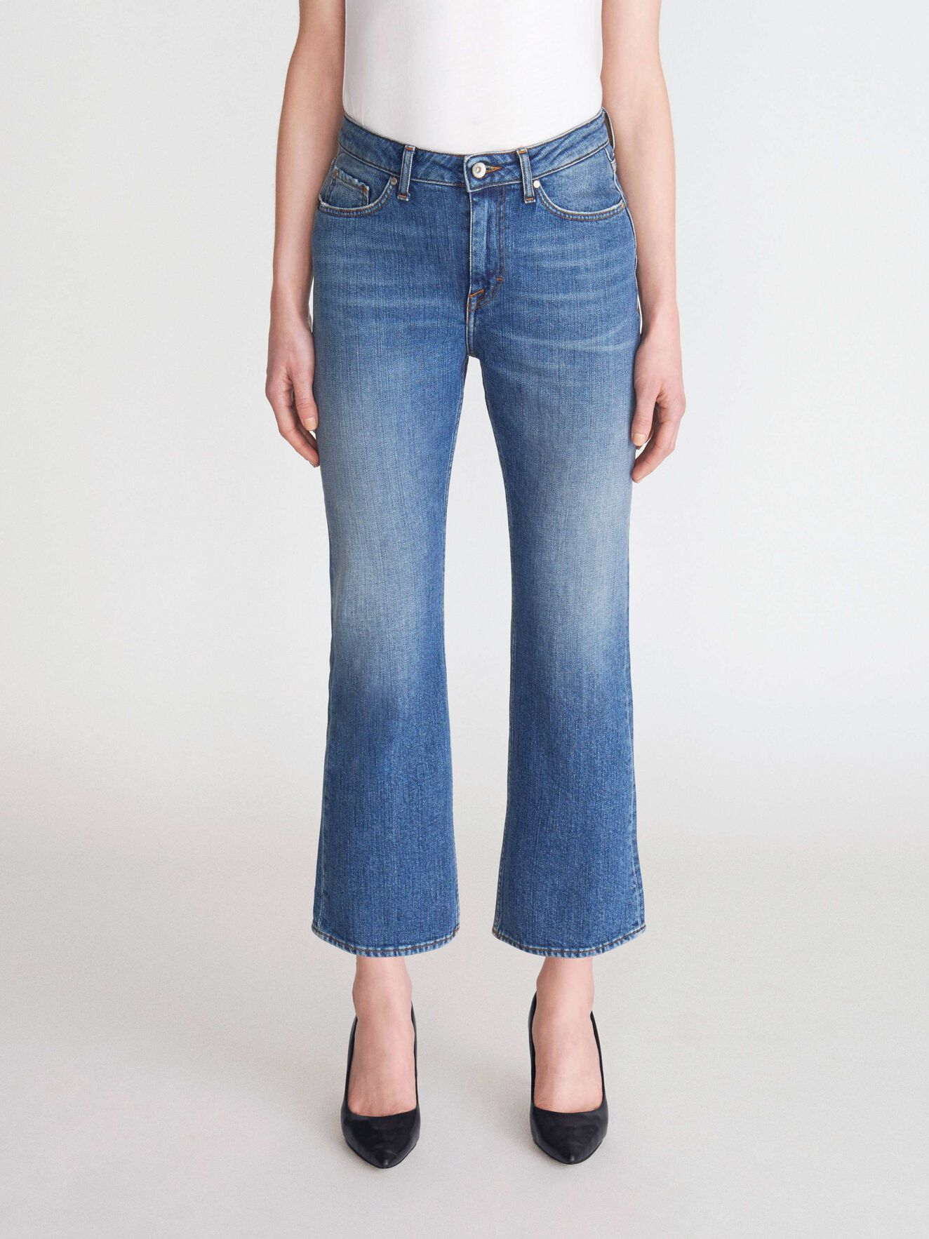 Aze Jeans in Medium Blue from Tiger of Sweden