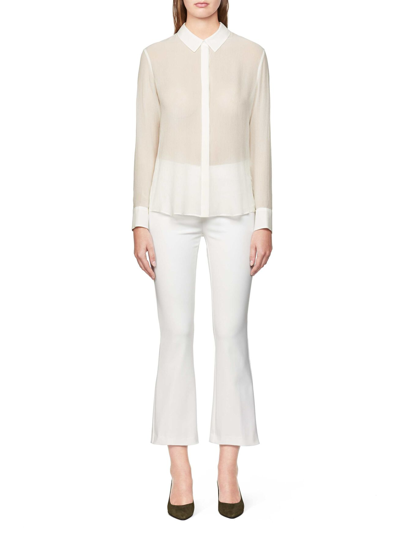 Silwa S Shirt in Star White from Tiger of Sweden