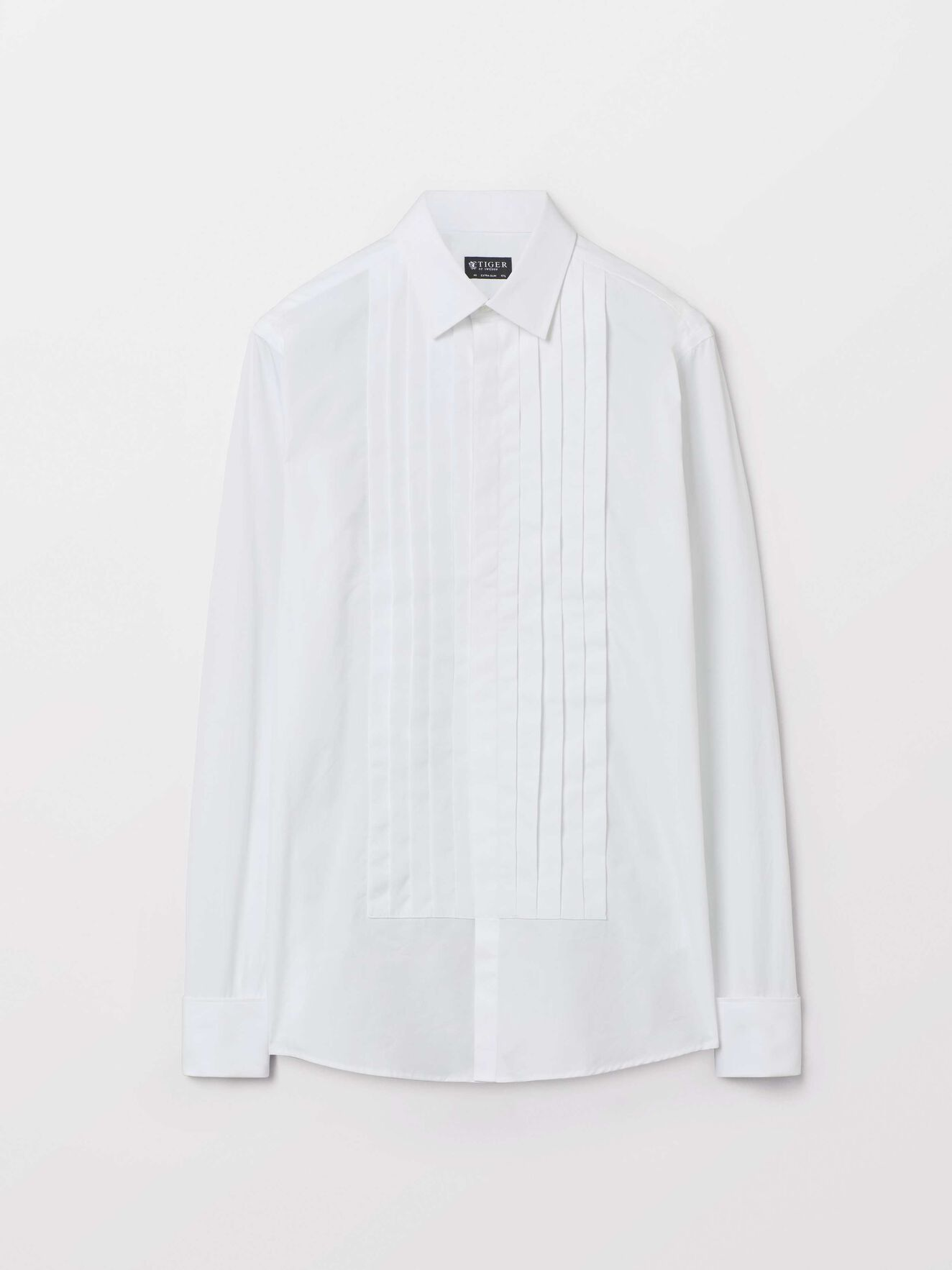 Fulton Shirt in Pure white from Tiger of Sweden