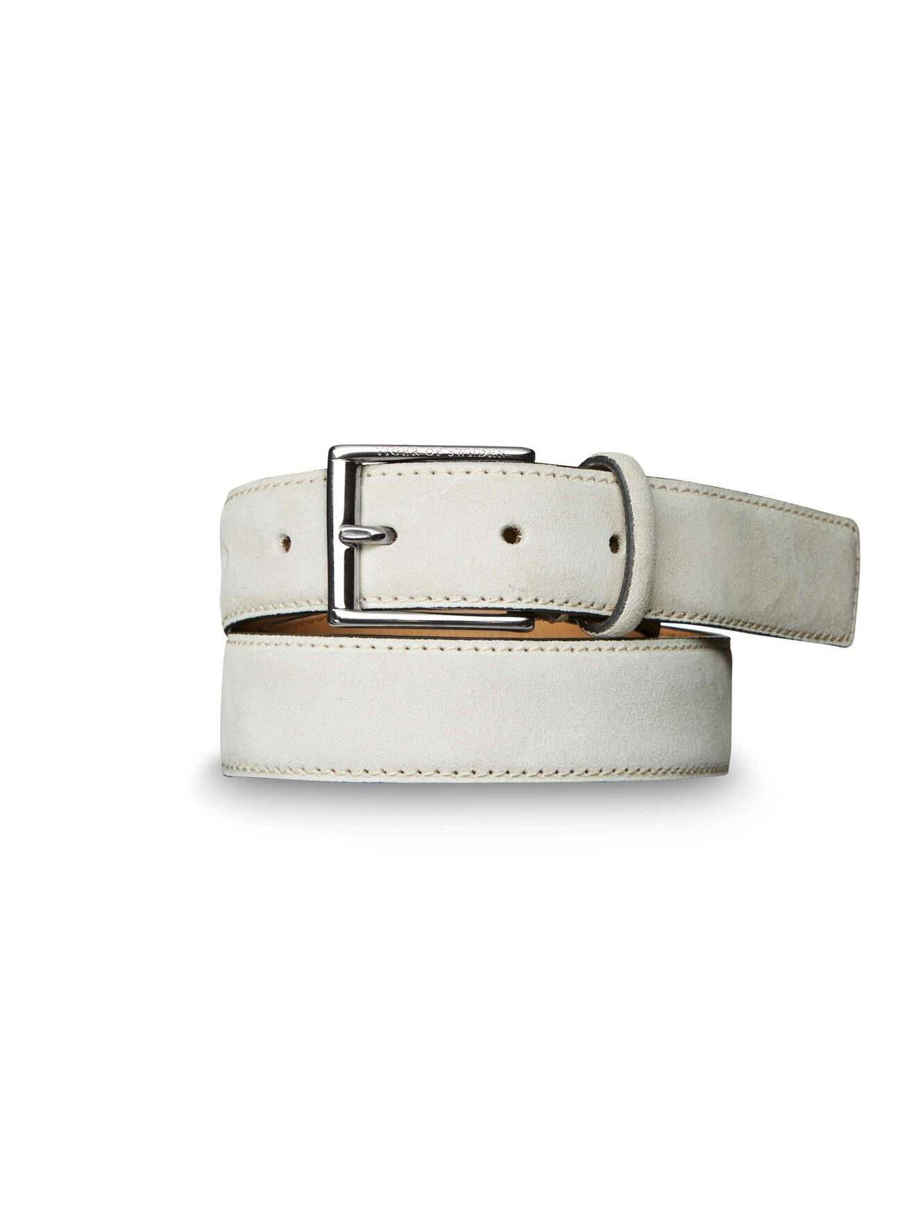 Loa S Belt in Ivory from Tiger of Sweden