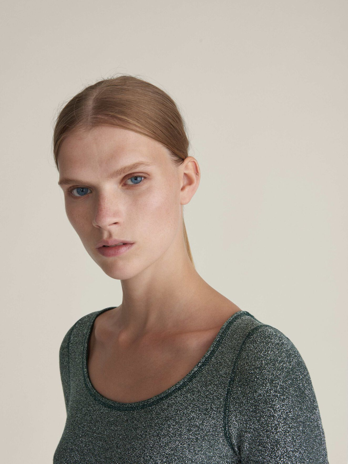 Macel L Top in Dark Forest from Tiger of Sweden
