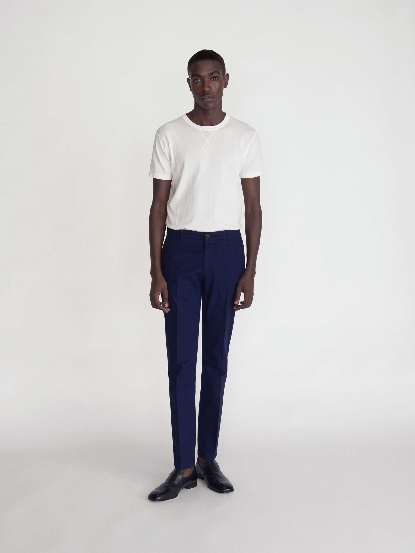 Todman Trousers in Royal Blue from Tiger of Sweden
