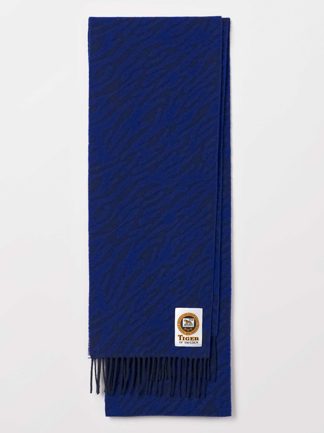 Standart P Scarf in ARTWORK from Tiger of Sweden