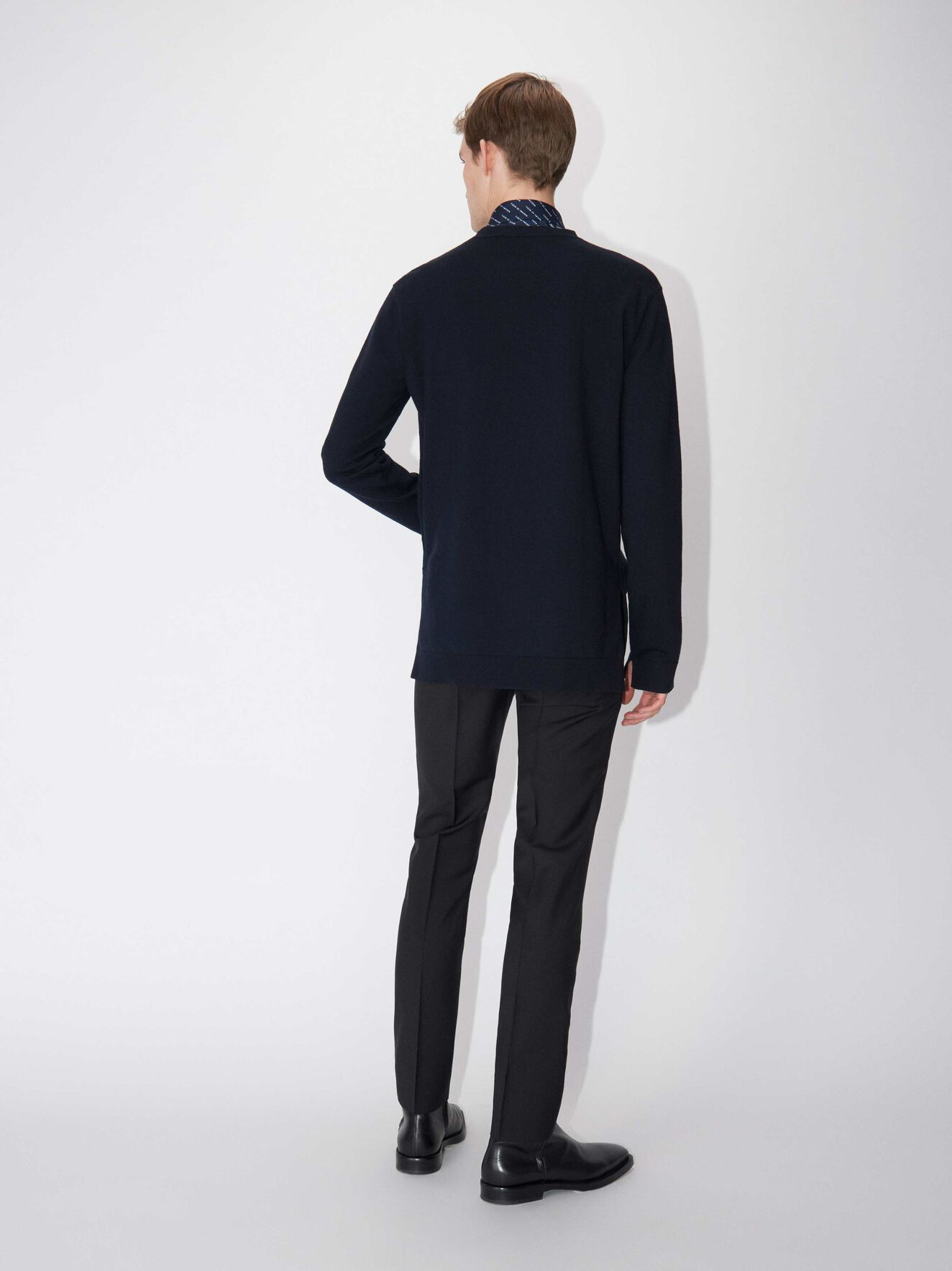 Neros Pullover in Light Ink from Tiger of Sweden