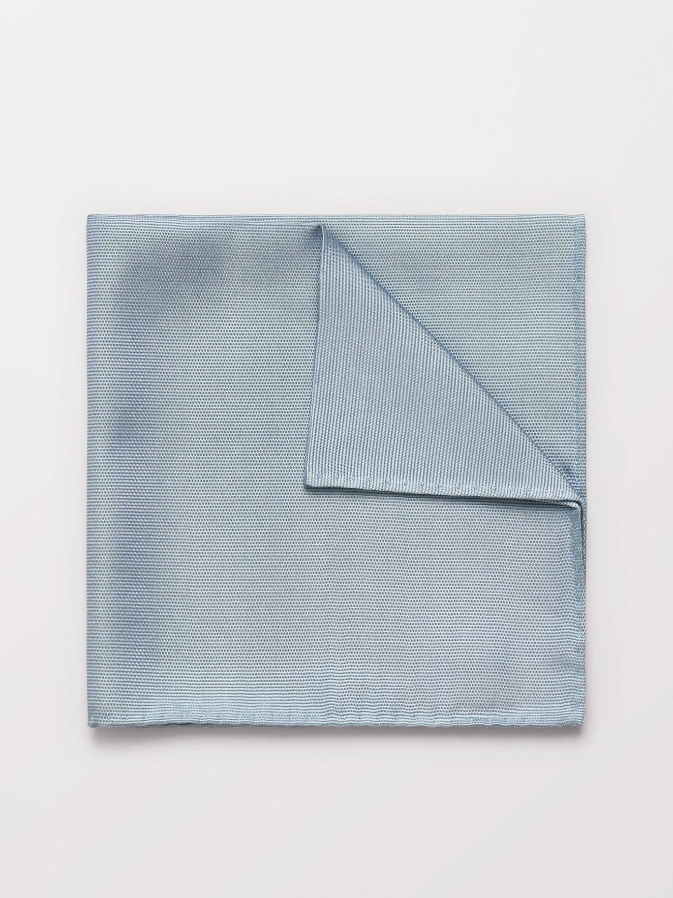 Piro Handkerchief in Airy Blue from Tiger of Sweden