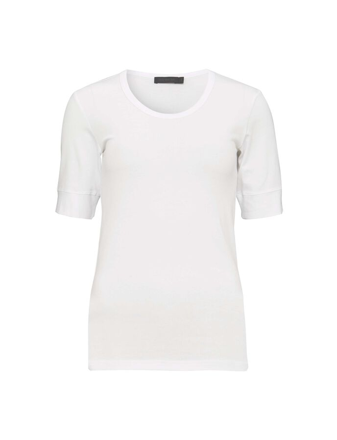 Violent T-Shirt in White from Tiger of Sweden