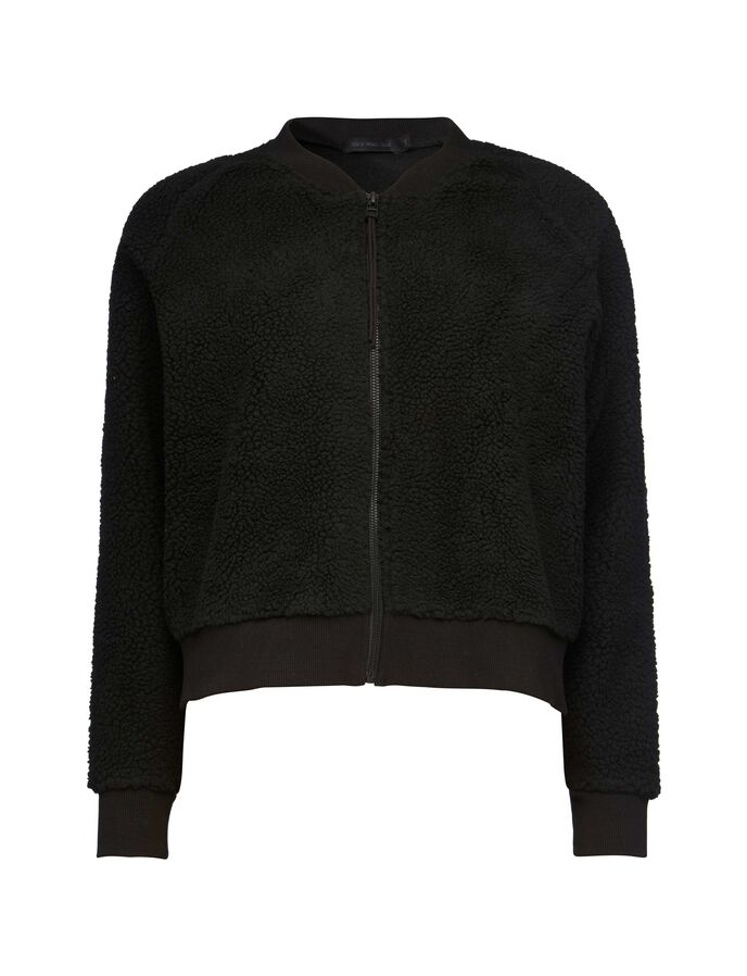 Dight sweatshirt in Black from Tiger of Sweden