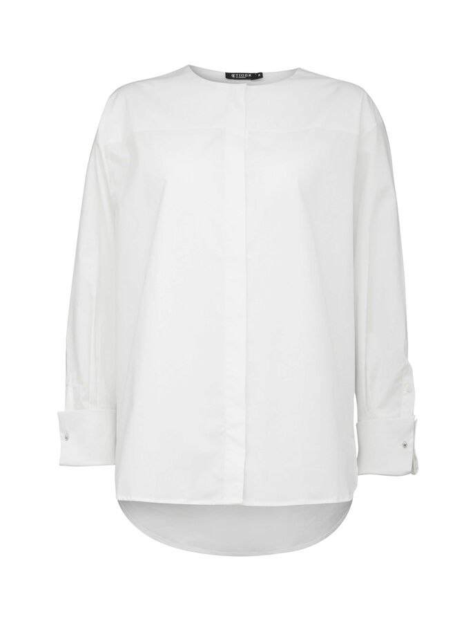 VELLORE SHIRT in Star White from Tiger of Sweden
