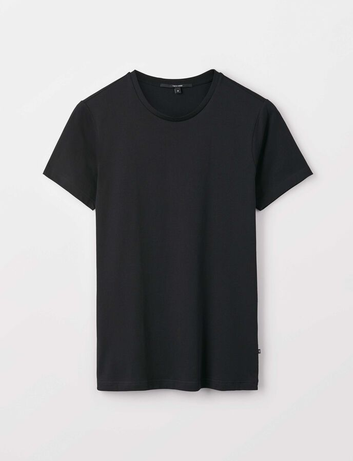 Emerik t-shirt in Black from Tiger of Sweden