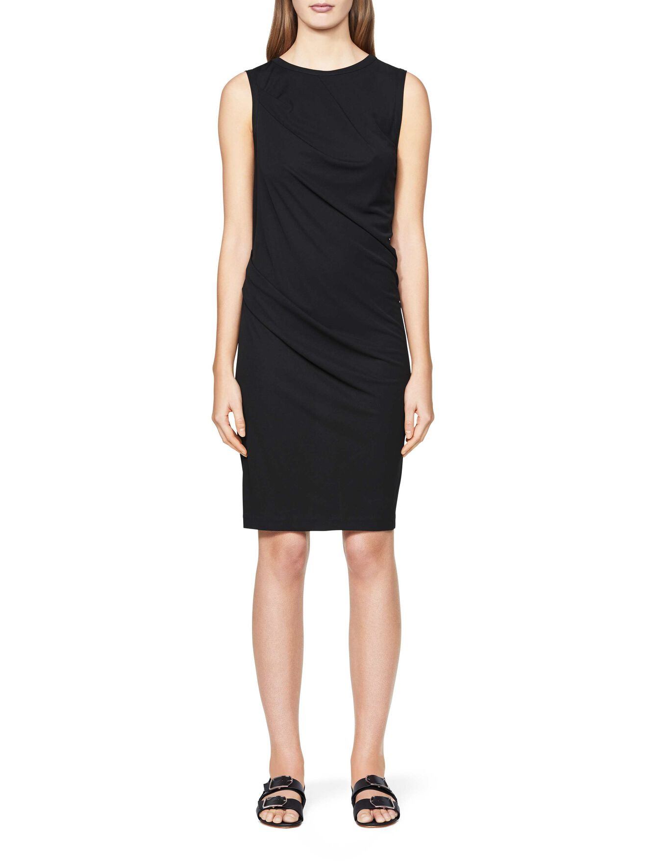 Kimia dress in Night Black from Tiger of Sweden