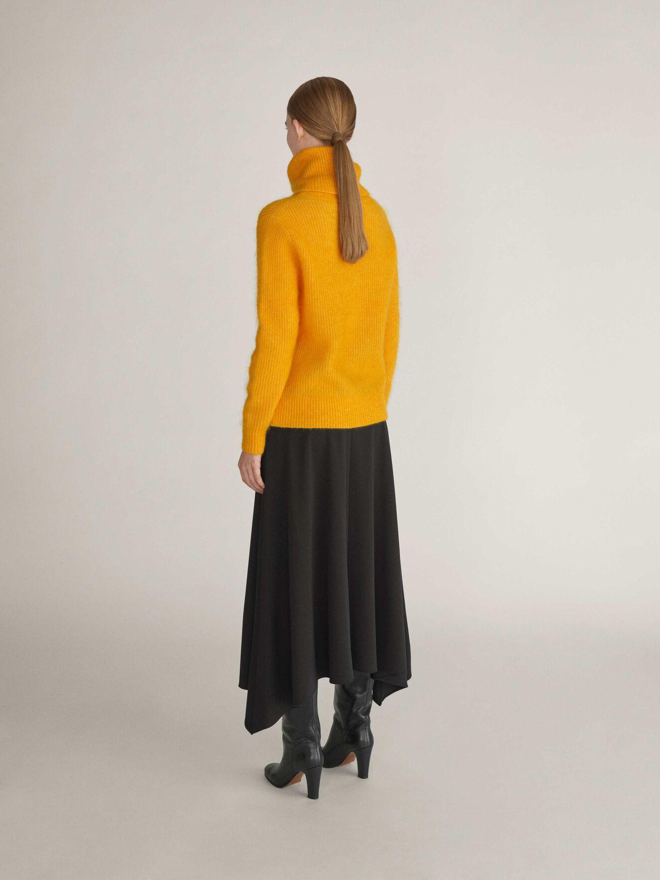 Cadena Pullover in Sunny Yolk from Tiger of Sweden