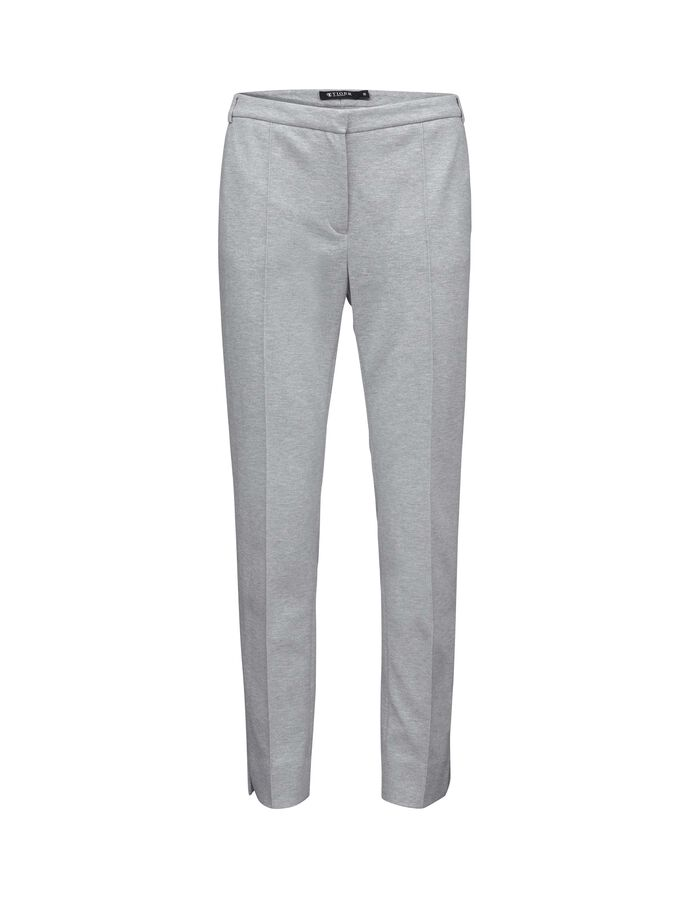 KADY SLIMFIT HOSE in Light grey melange from Tiger of Sweden
