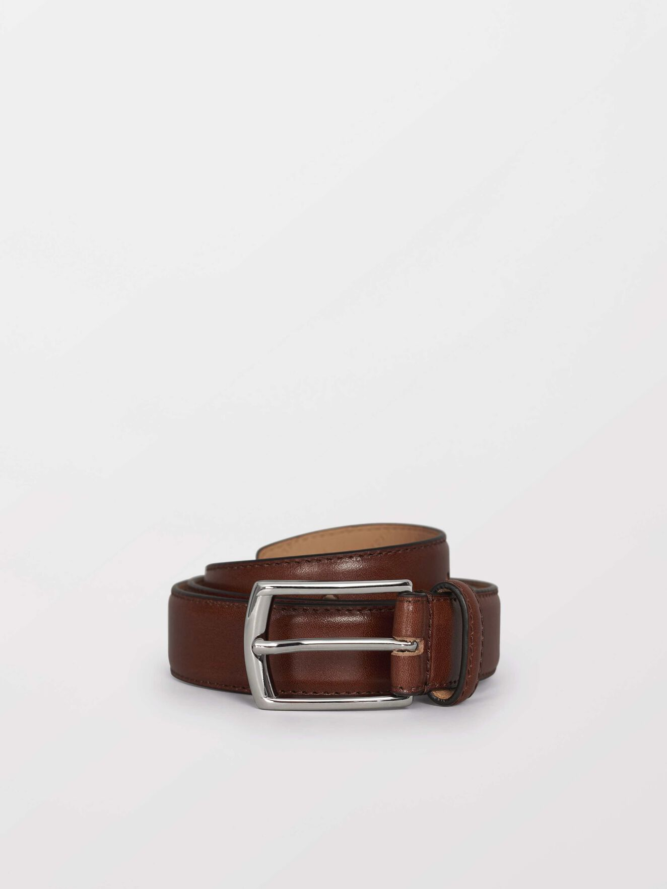 Bannir Belt in Cognac from Tiger of Sweden