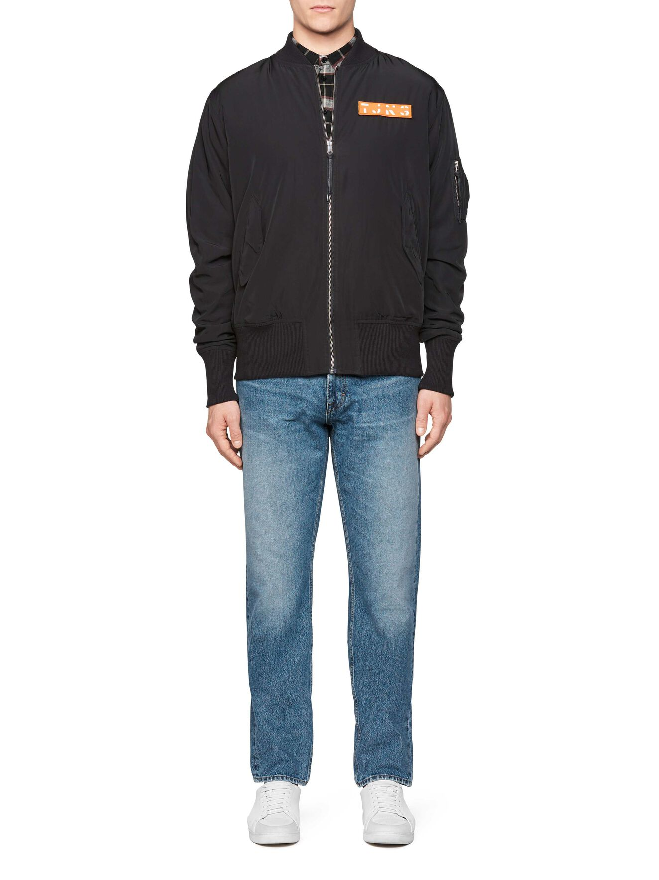 Burst Jacket in Black from Tiger of Sweden
