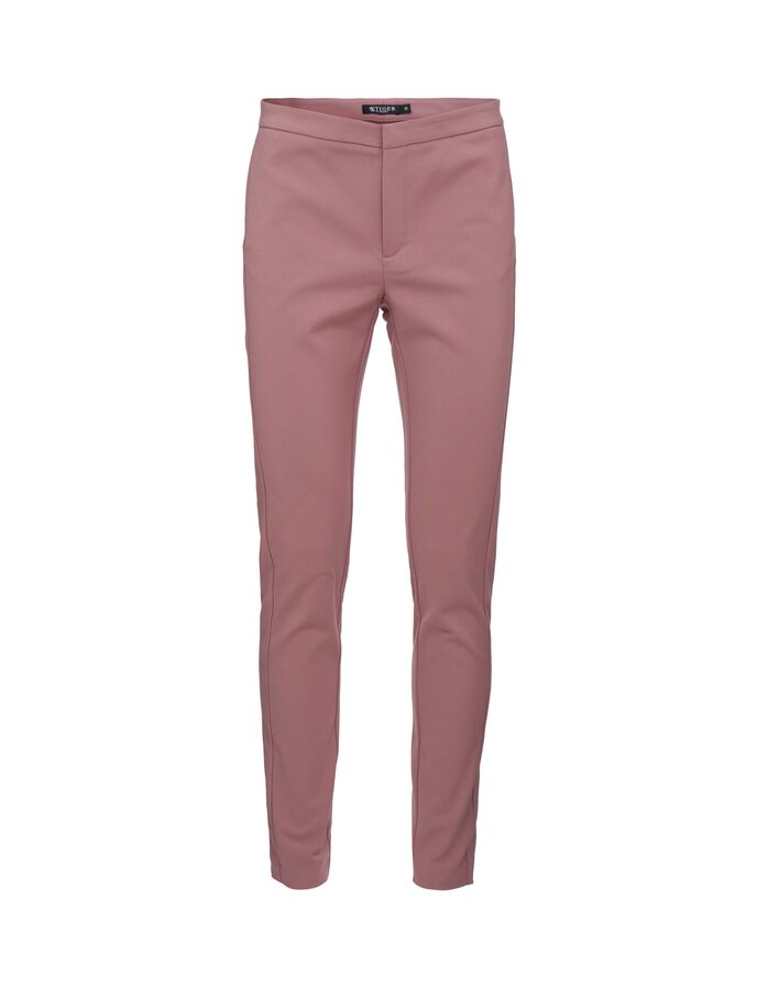Cristin S trousers in Mellow Mulberry from Tiger of Sweden
