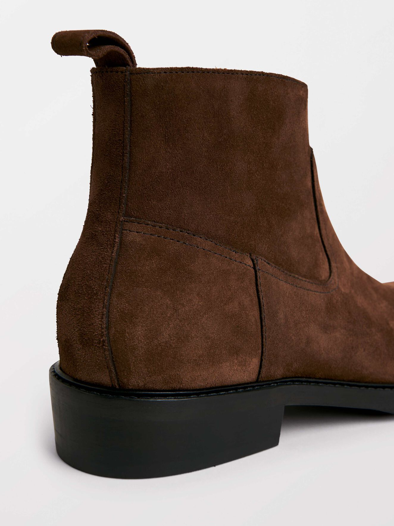 Barant S Boots in Dark Brown from Tiger of Sweden