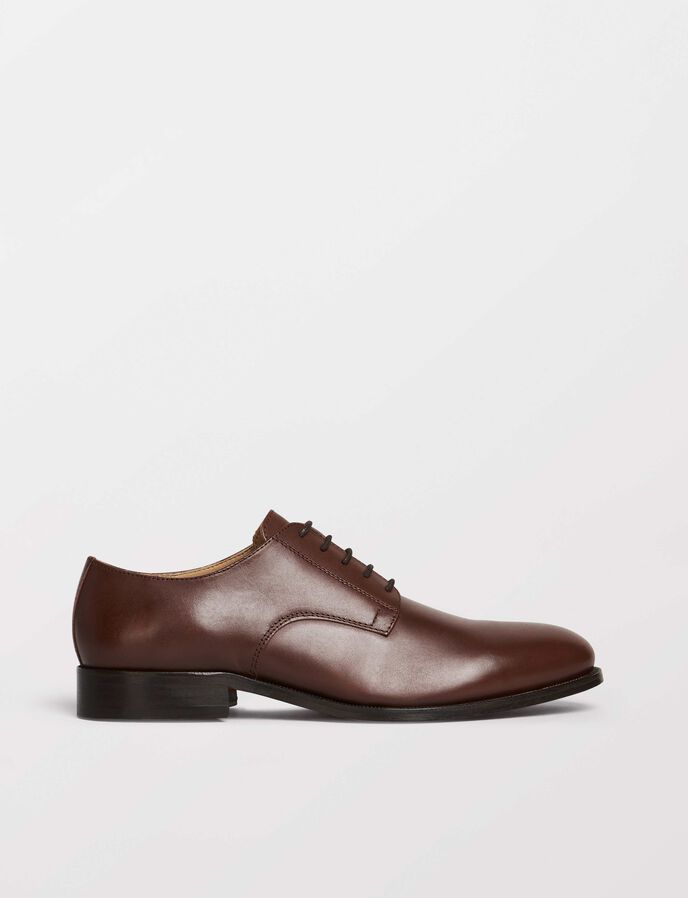 Gerhard shoe in Cognac from Tiger of Sweden