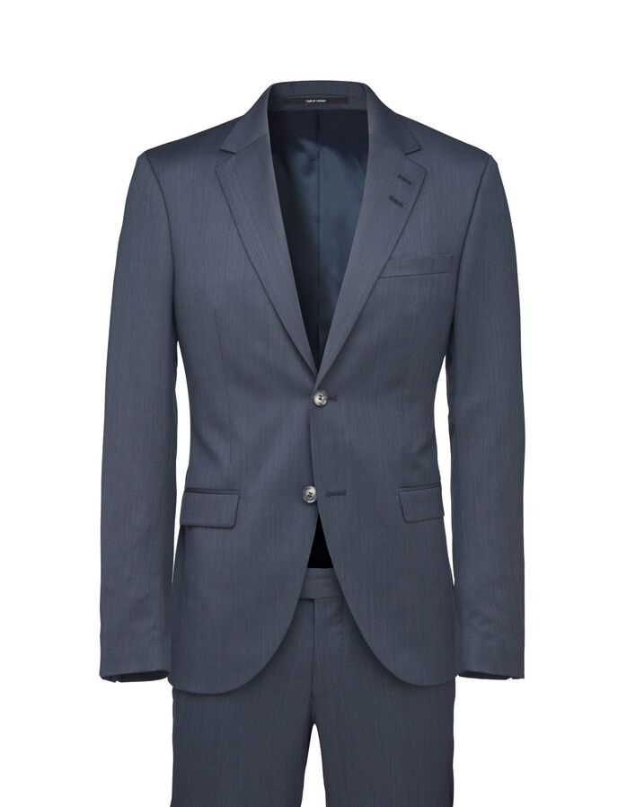 LAMONTE SUIT in Royal Blue from Tiger of Sweden