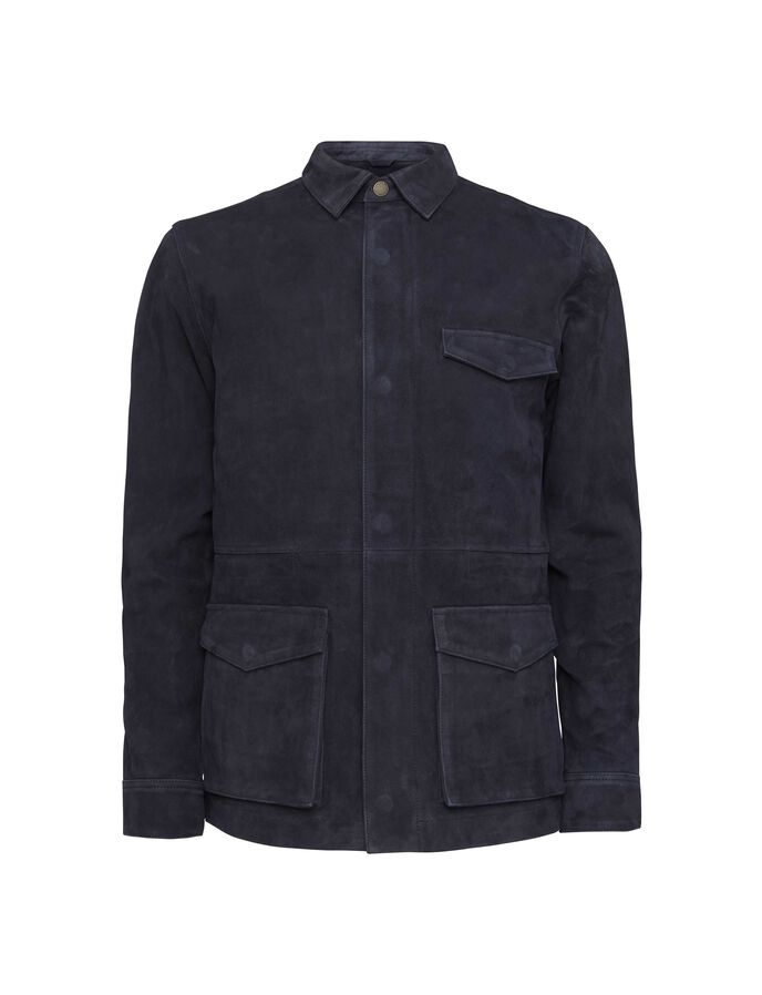 ERSKINE JACKET in Light Ink from Tiger of Sweden