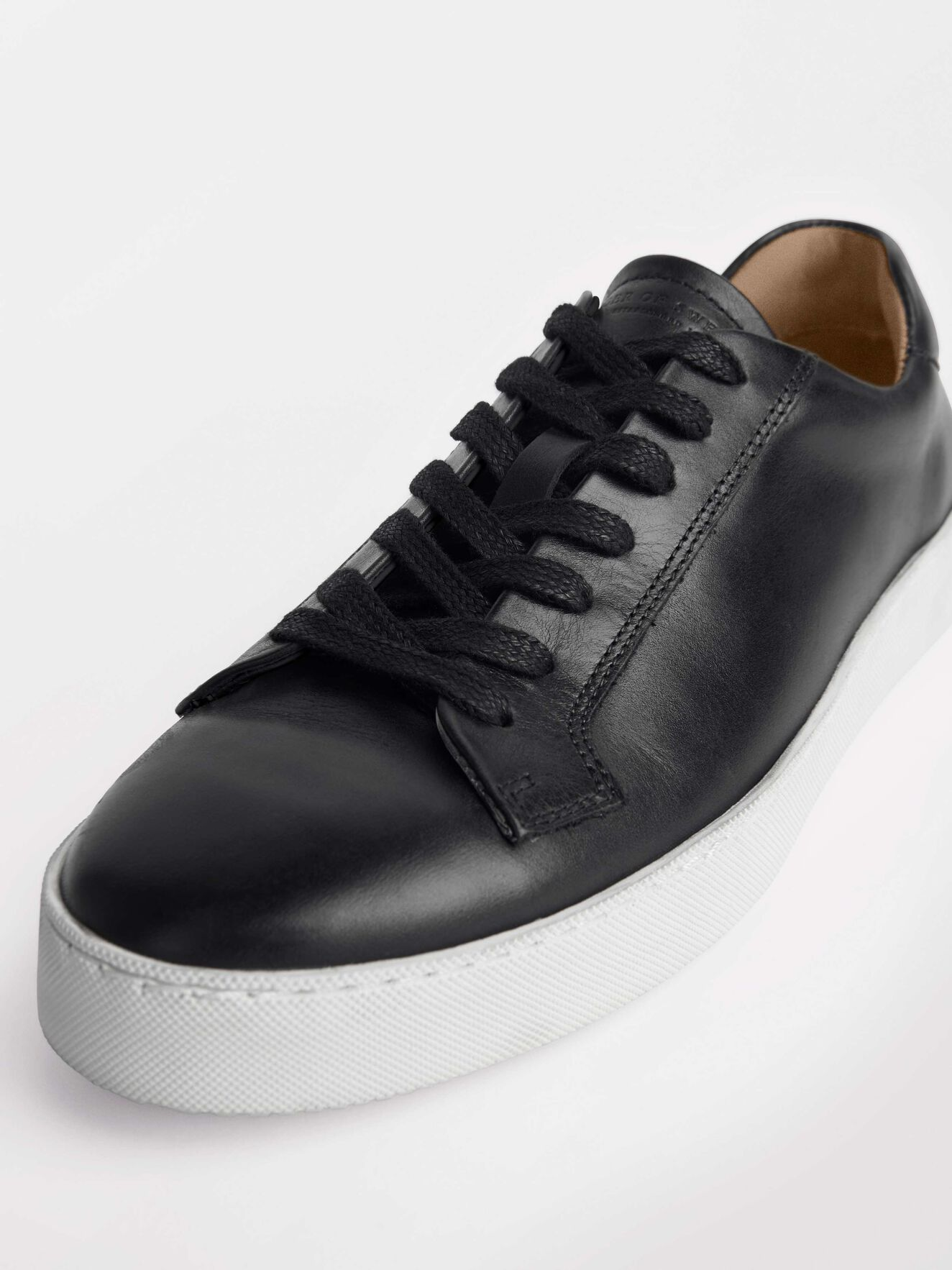 Salasi L Sneakers  in Black from Tiger of Sweden