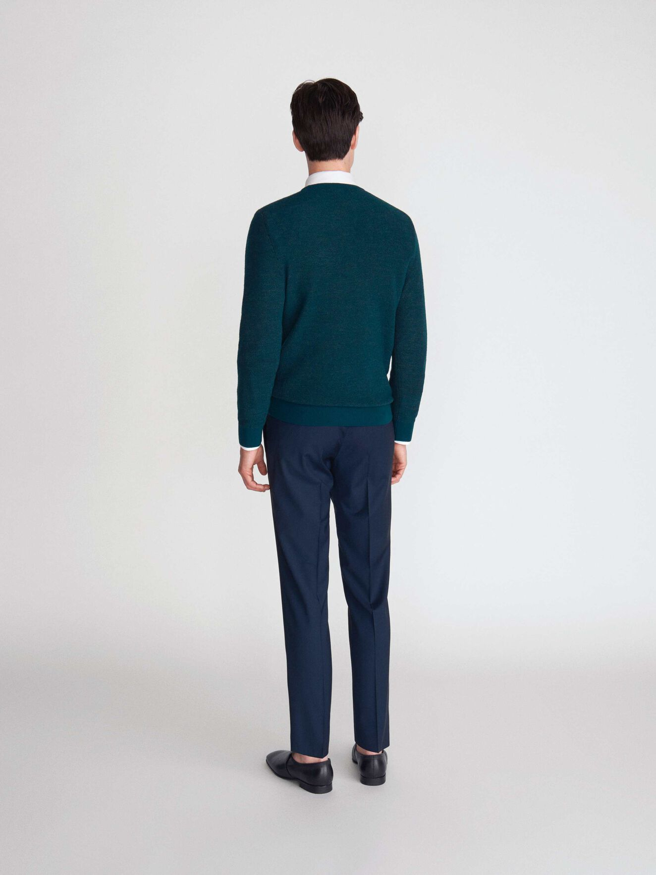 Nimpy Pullover in Pine Green from Tiger of Sweden