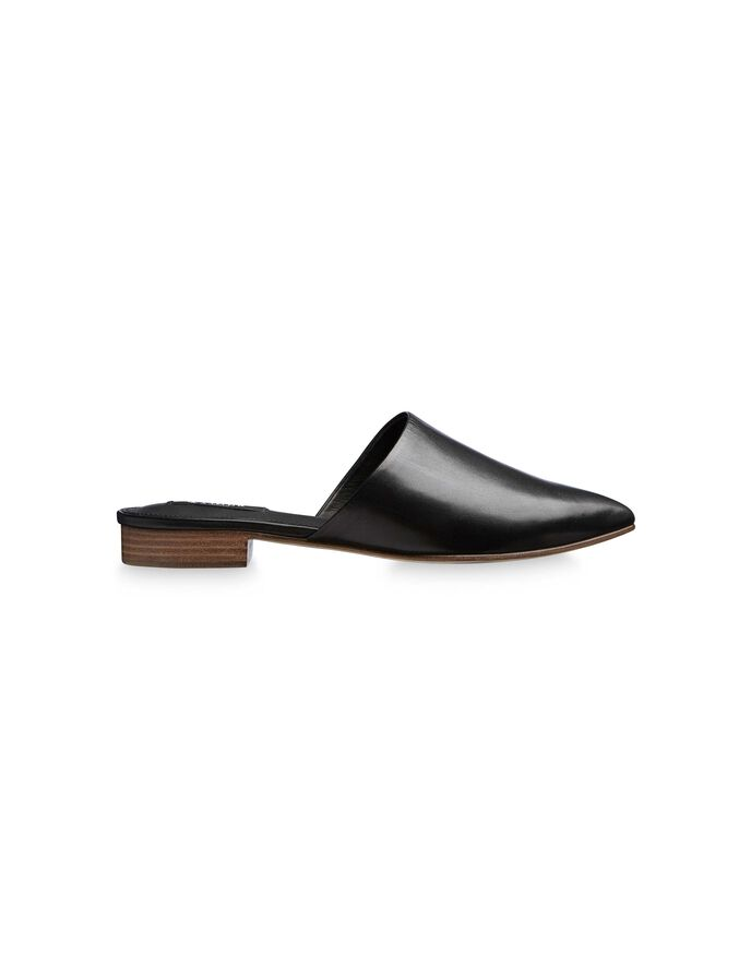 BECCLES SANDAL in Black from Tiger of Sweden