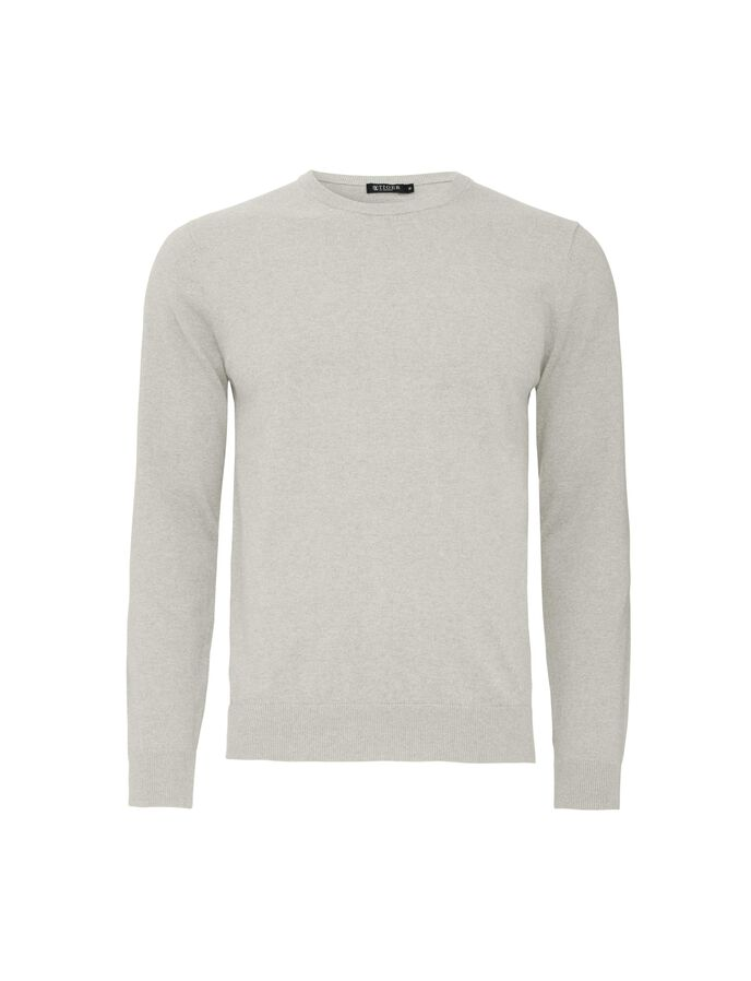 Matias CS pullover in Irish Cream from Tiger of Sweden