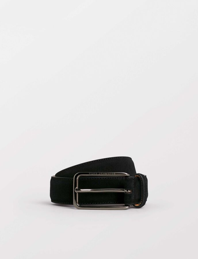Bulant S Belt in Black from Tiger of Sweden