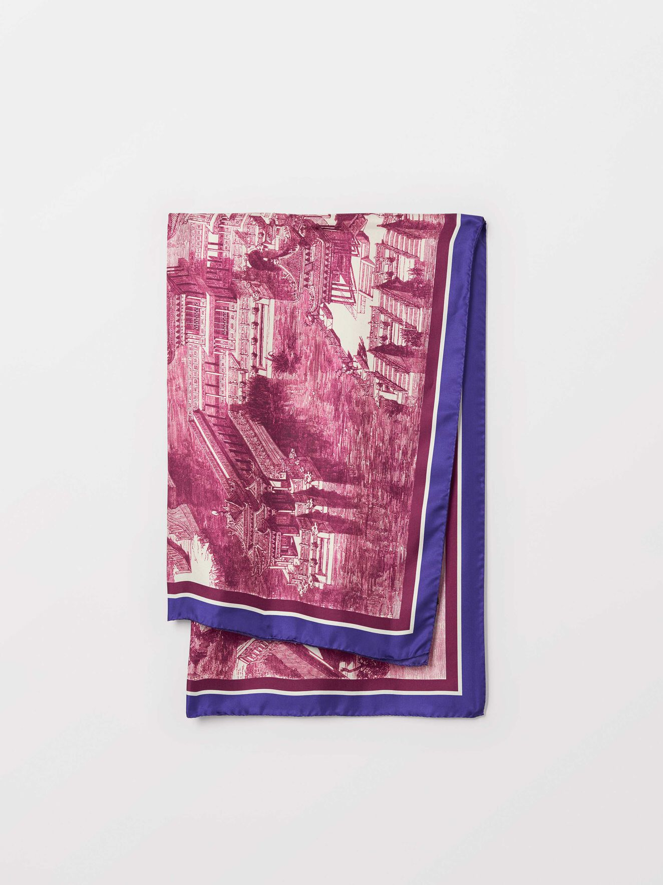 Sineseria Scarf in Print from Tiger of Sweden