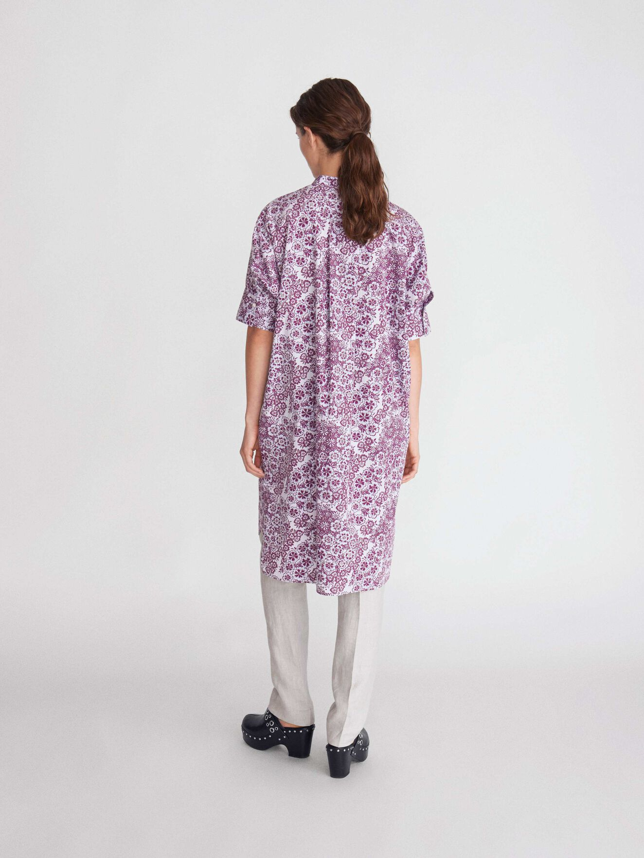 Heus P Dress in Print from Tiger of Sweden