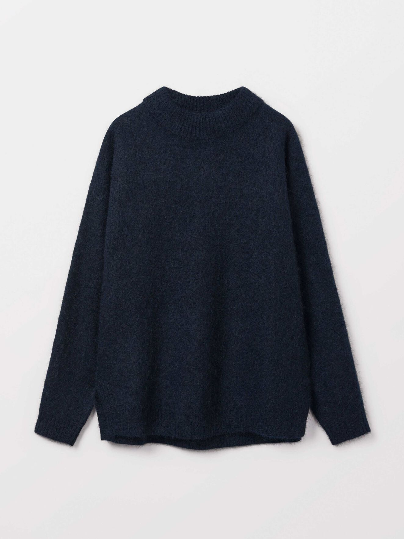 Gwyllen Pullover in Dark Sea from Tiger of Sweden