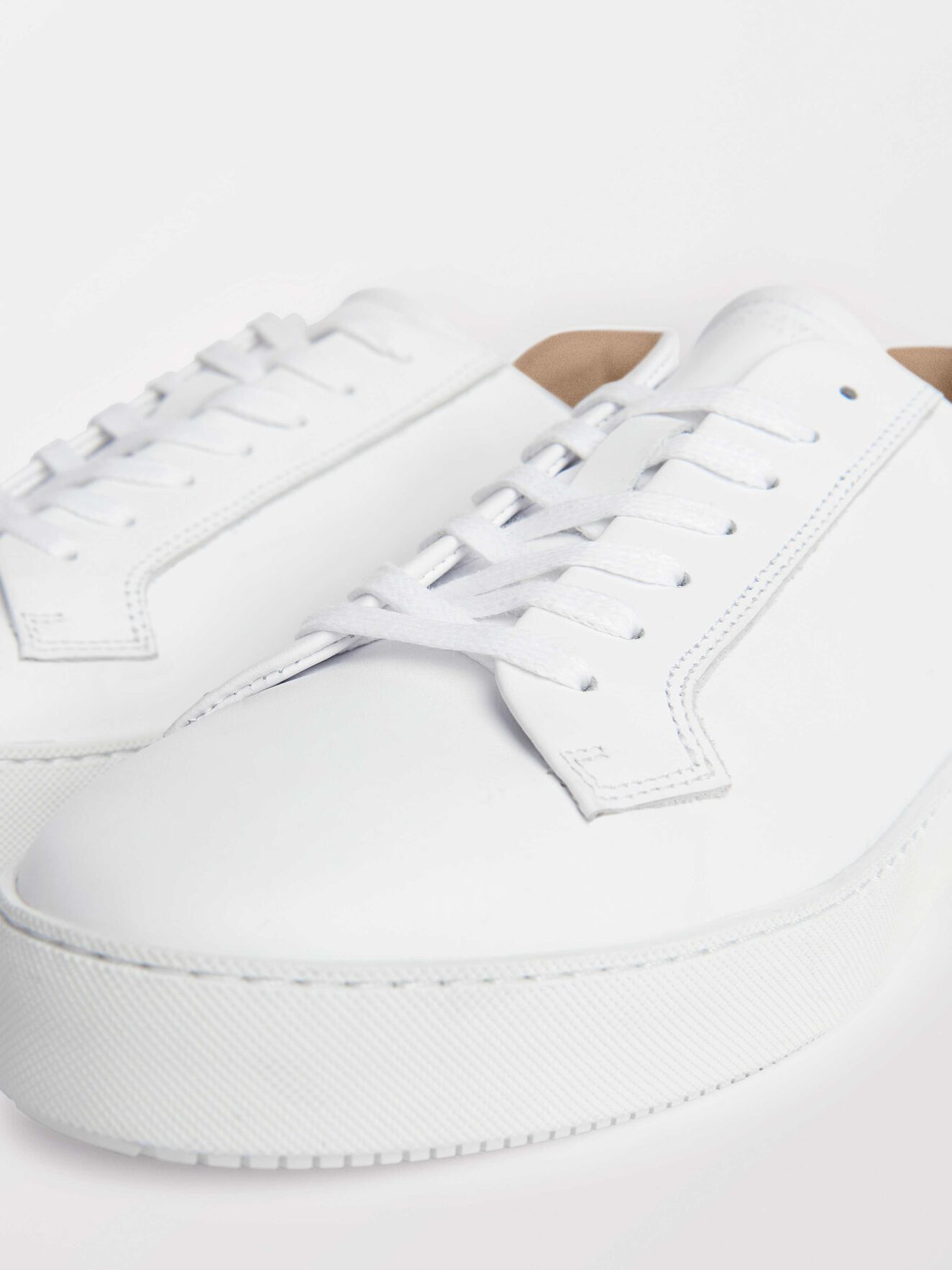 Salasi L Sneakers  in White from Tiger of Sweden
