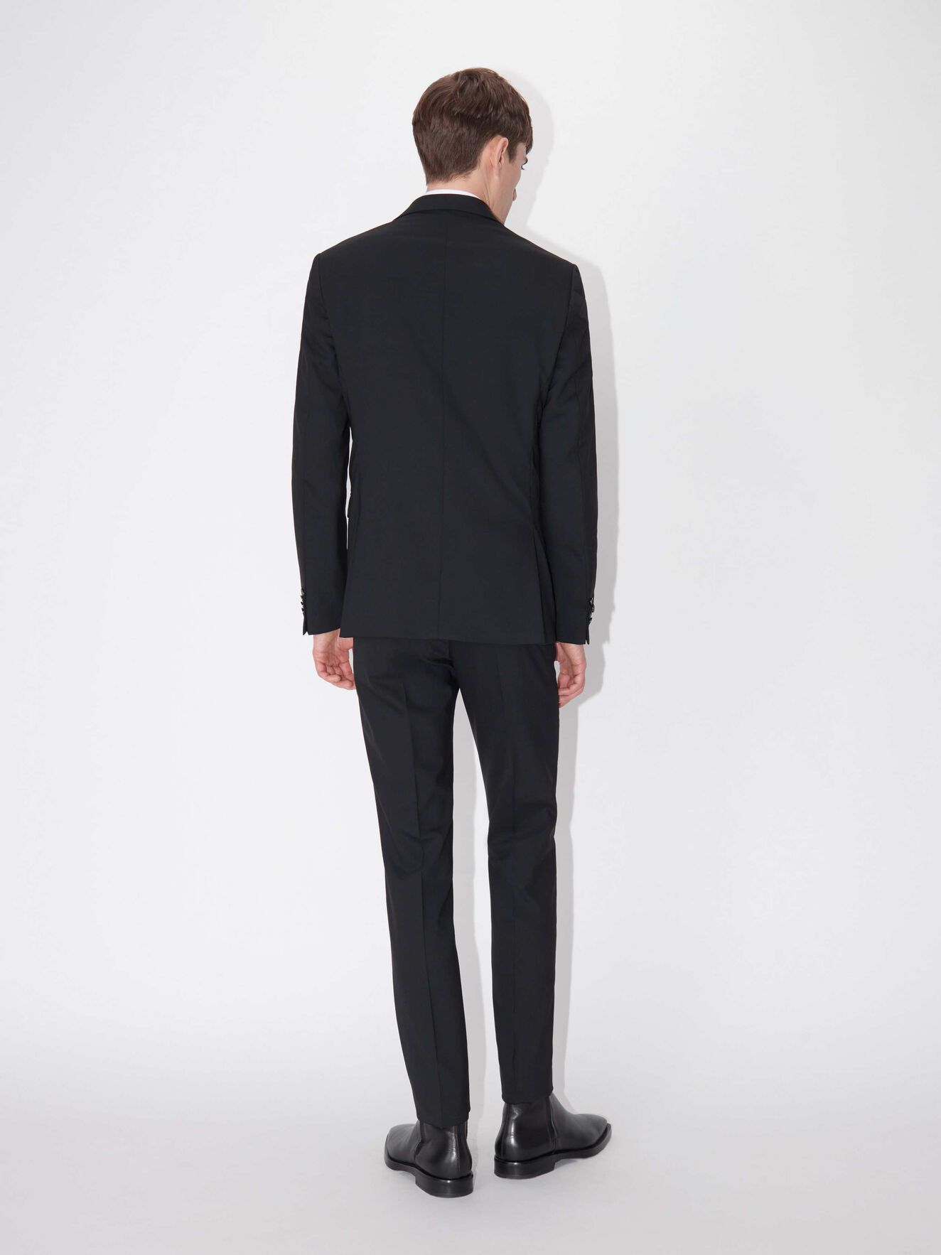 Malthe Trousers in Black from Tiger of Sweden