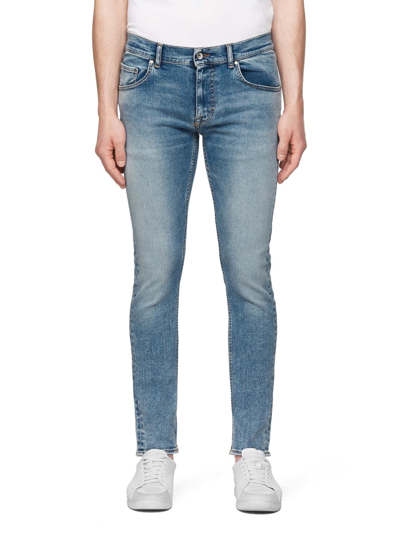 Slim Jeans in Light blue from Tiger of Sweden