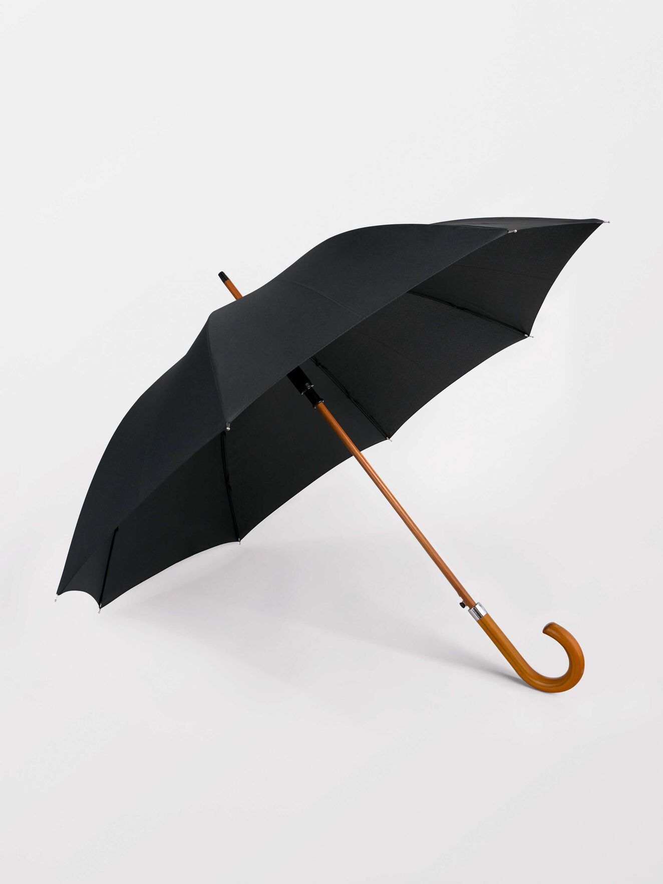 Bertram Umbrella in Black from Tiger of Sweden