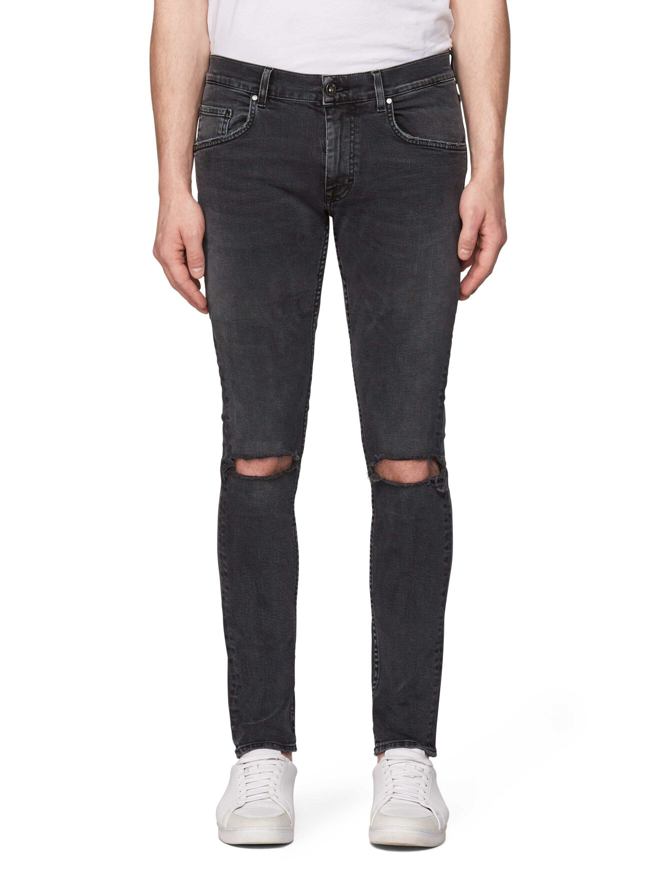 Slim Jeans in Black from Tiger of Sweden