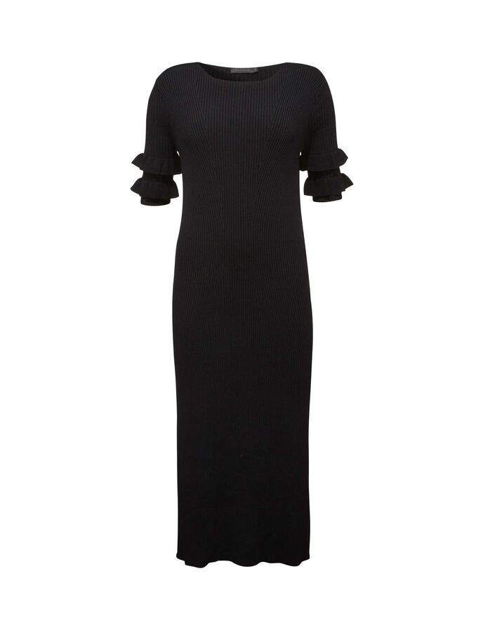 RENATA DRESS in Black from Tiger of Sweden