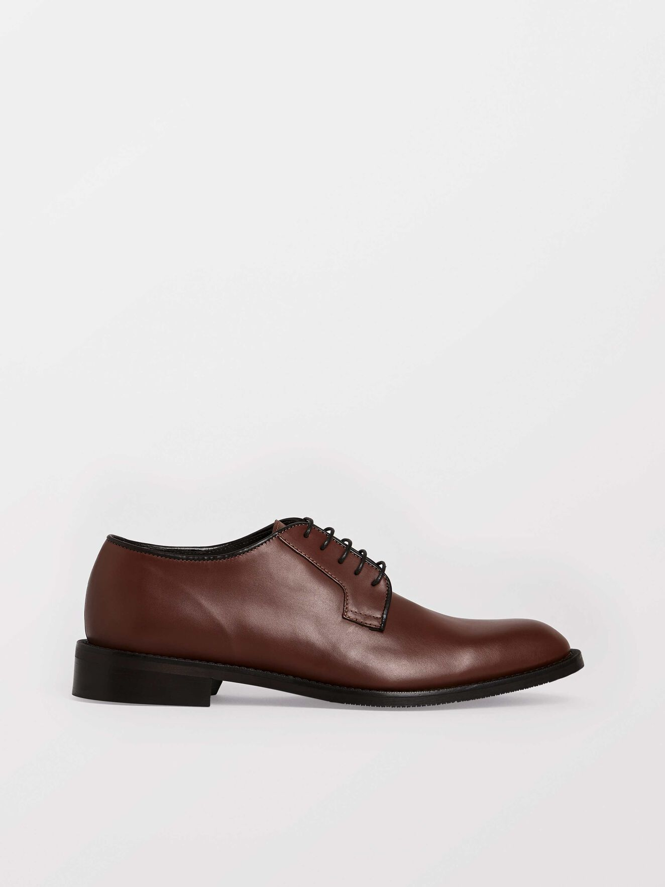 Agaton Schuh in Cognac from Tiger of Sweden