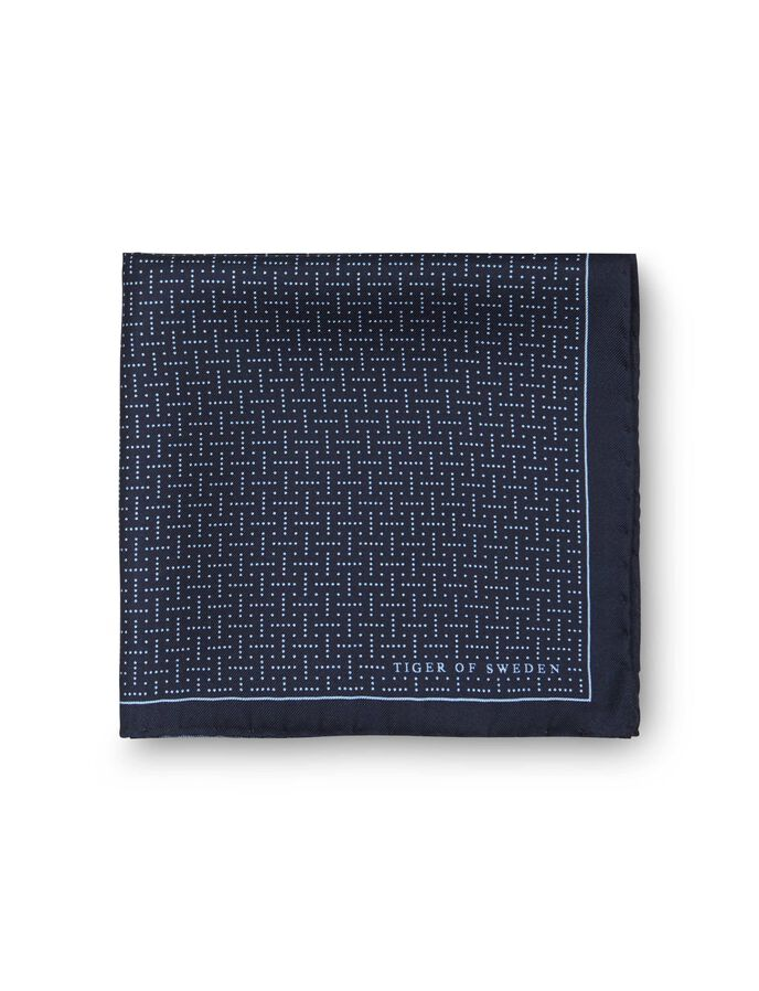 MARO HANDKERCHIEF in Light Ink from Tiger of Sweden