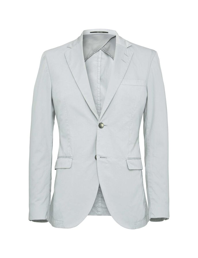 LAMONTE 4 BLAZER in Light grey melange from Tiger of Sweden