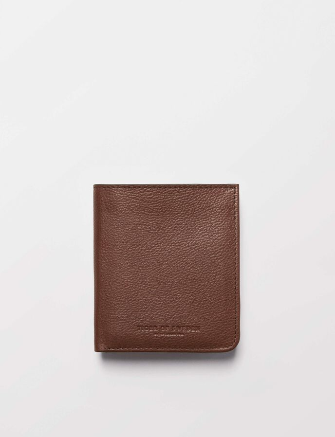Marval wallet in Medium Brown from Tiger of Sweden