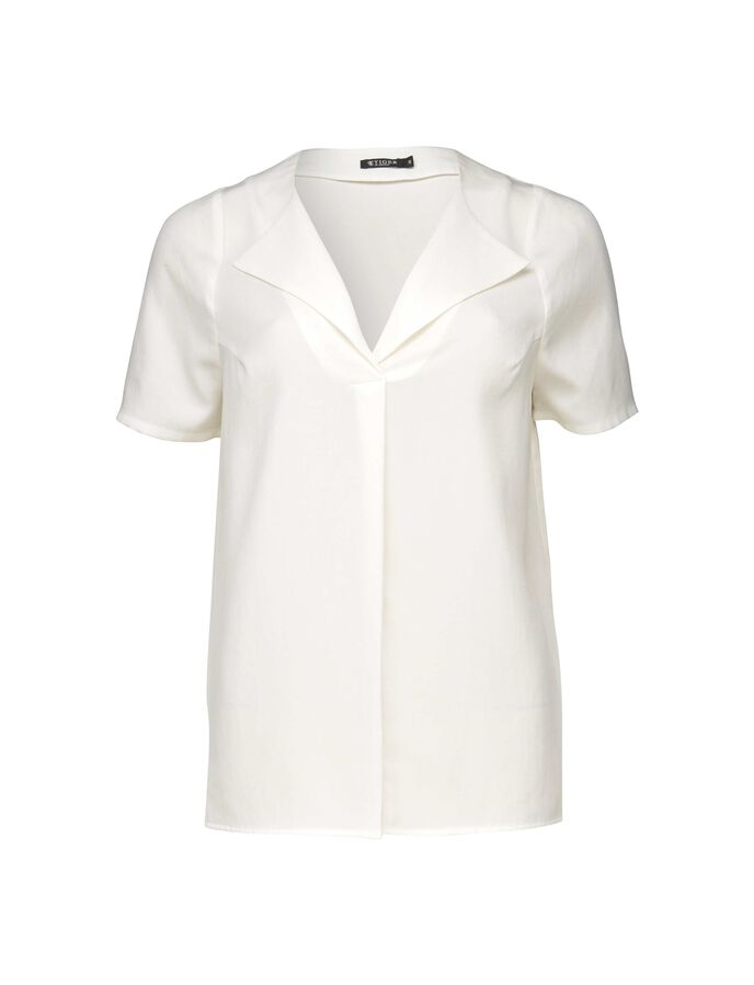 NIKI BLOUSE in Star White from Tiger of Sweden
